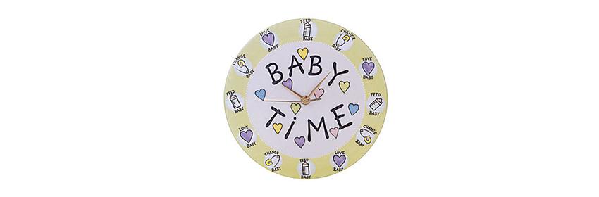 Les rythmes du bébé