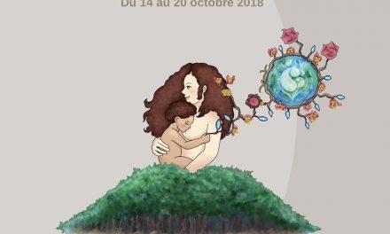 SMAM 2018 Semaine Mondiale pour l'Allaitement Maternel